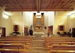 PONTRESINA Kath. Kirche San Spiert - GR Grisons