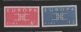Irlande Yvert 159 / 160 ** Neuf Sans Charnière MNH - Europa-CEPT