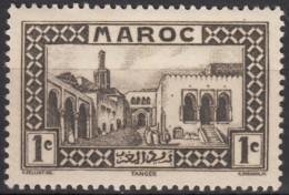 N° 128 - X X - ( C 1832 ) - Maroc (1891-1956)
