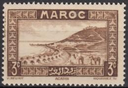 N° 130 - X X - ( C 1834 ) - Maroc (1891-1956)