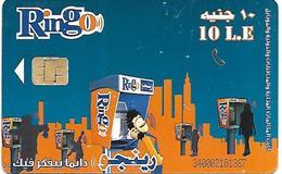 @+ Egypte - Ringo - 10LE - Egypte