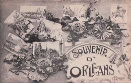 ORLÉANS Souvenir En 7 Vues - Orleans