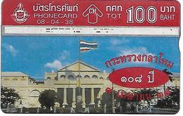@+ Thailande - Palais - 08-04-38 - Thaïlande