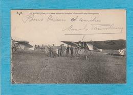 Centre Militaire D'Aviation - Instruction Des Élèves Pilotes, Avord. - 1914-1918: 1st War