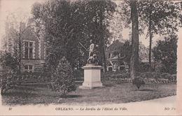 ORLÉANS Jardin De L'hôtel De Ville - Orleans
