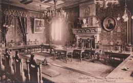 ORLÉANS Intérieur De L'hôtel De Ville - Salle Du Conseil Municipal - Orleans