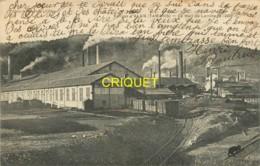 30 Alais, Alès, Les Forges ( Tamaris ) , Le Hall De Laminage - Alès