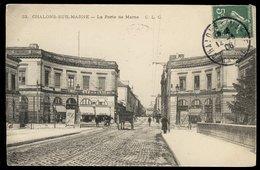 Châlons-sur-Marne - La Porte De Marne - Châlons-sur-Marne