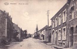 Maissin: Route De Libin. - Paliseul