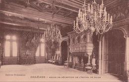 ORLÉANS Intérieur De L'hôtel De Ville - Salle De Reception - Orleans