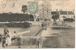 41        Montrichard     Le Moulin De Faverolles & L'écluse - Montrichard