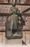 ORLÉANS Hôtel De Ville - Statue De Jeanne D'Arc - Orleans