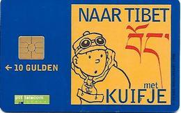 @+ Pays-Bas - Tintin Au Tibet - Netherlands