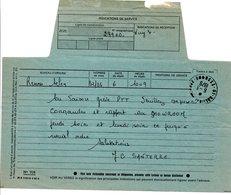 6-3-1979 Télégramme - France