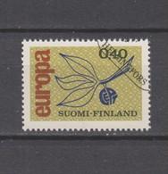 EUROPA 1965 FINLANDE Yvert 578 Oblitéré - Europa-CEPT
