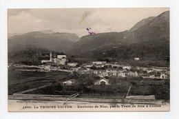 - CPA LA TRINITÉ-VICTOR (06) - Vue Générale 1911 - Edition Giletta 1300 - - France