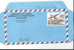 "TAAF Aerogramme YT 1 "" Adresse Sur 2 Lignes "" 1993 Neuf** - Autres"