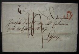 1815 Demande D'appui à Joseph Davet Pour être Placé Auprès D'un Colonel Comme Sous Lieutenant, Voir Photos ! - Manuscrits