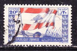 Libano 1946 Indipendenza     Usato - Liban