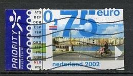 Pays Bas - Netherlands - Niederlande 2002 Y&T N°1904 - Michel N°1979 (o) -  0,75€ Paysage - 1980-... (Beatrix)