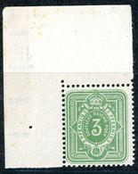 Nr. 39 II B Postfrische Obere Bogenecke Geprüft BPP - Ungebraucht