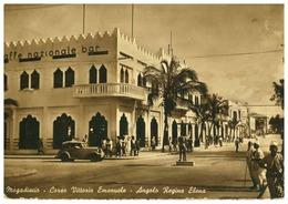 MOGADISCIO SOMALIA ITALIANA - Somalie