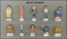 Série Complète - Mia Et Le Migou - 2009 - Charms