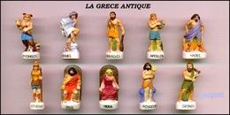Série Complète - Grèce Antique - Charms