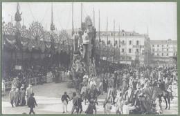 CARTE PHOTO TOP ANIMATION - ALPES MARITIMES - CARNAVAL DE NICE - PASSAGE DEVANT LA GRANDE TRIBUNE - Arnault - Carnaval