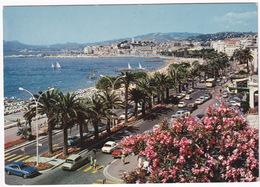 Cannes: FORD GRANADA COUPÉ, CITROËN DS, PEUGEOT 204, 404, 504 CABRIOLET, ROLLS ROYCE CORNICHE, SIMCA 1100, MINI - Toerisme