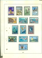 TURKS E CAICOS SERIE COURANTE ELISABETH II ET SUJETS DIVERS 14 VAL NEUFS A PARTIR DE 1.25 EUROS - Turks & Caicos (I. Turques Et Caïques)