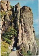 Les Gorges Du Tarn: PEUGEOT 403 FAMILIALE - La Route Nationale Longeant Le Tarn - (Lozère) - Toerisme