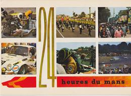 24 H DU MANS  Multi-vues - Le Mans