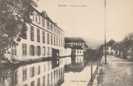CPA - France - (67) Bas Rhin - Mutzig - Vue Sur Le Canal - Mutzig