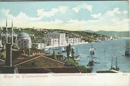 Turkey - Salut De Constantinoble.  S-4522 - Turkey