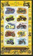 """FRANCE Bloc Neuf  N° 51 Moto """" Cylindrées Et Carénages """"  2002 - Blocs & Feuillets"""