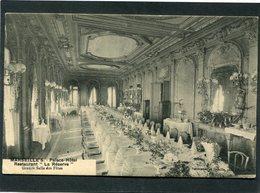 """CPA - MARSEILLE'S PALACE HOTEL - Restaurant """"La Réserve"""" - La Grande Salle Des Fêtes - Endoume, Roucas, Corniche, Beaches"""