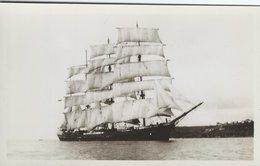 "The Barque "" Garthpool ""  S-4522 - Segelboote"