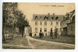 Domme L'hospice - France