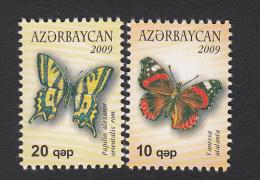 Az 0765-766 Azerbaijan Aserbaidschan 2009 - Azerbaïjan