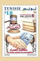 Tunisie 2018- La Lutte Contre La Corruption (série 1v) - Tunisia