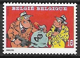BELGIQUE     -  1995.   Y&T N° 2619 *.   Sammy.  B.D. - België