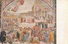 Luca Signorelli - Duomo Di Orvieto - Fatti Dell'Anticristo - Quadri, Vetrate E Statue