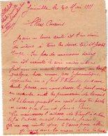 TB 2421 - MILITARIA -  Entier Postal - Carte - Lettre - Soldat ALLABERT à JOINVILLE LE PONT - MP NOGENT SUR MARNE - Postal Stamped Stationery