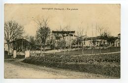 Saint Just Vue Générale - France