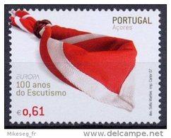 Europa - 2007 - Açores ** - Europa-CEPT