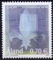 Europa - 2007 - Aland ** - Europa-CEPT