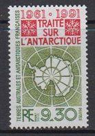 TAAF 1991 Antarctic Treaty 1v ** Mnh (41468M) - Tierras Australes Y Antárticas Francesas (TAAF)