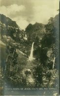 GUATEMALA - SANTA MARIA DE JESUS SALTO DEL RIO SAMALA EDIT HURTER 1929 (BG1434) - Guatemala