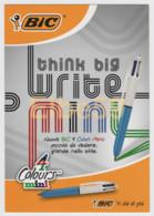 Penne BIC (Stylos), Think Big, Write Mini, 4 Colours Mini - Pubblicitari